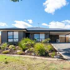 Rental info for EXCELLENT FAMILY HOME in the Parmelia area