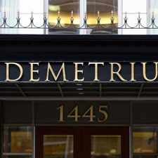 Rental info for Le Demetrius in the Montréal area