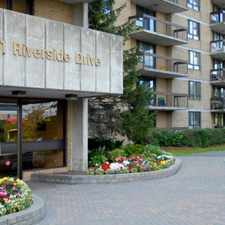 Rental info for The Riversides in the Ottawa area