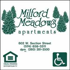 Rental info for Milford Meadows Apartments
