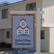Rental info for Harbor Village Townhomes