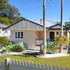 Rental info for APPLICATION APPROVED- IMMACULATE FAMILY ABODE WITH SEPARATE HOME OFFICE! in the Brisbane area