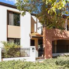 Rental info for Stunning 2 x 2 Apartment in the Perth area