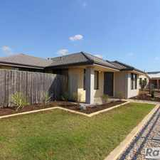 Rental info for Fantastic Home with Theatre Room & Ample Space for the Family !!! in the Perth area