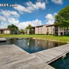 Rental info for Two Bedroom In West Palm Beach in the Royal Palm Beach area