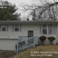 Rental info for 3630 N Biscayne Rd in the Indianapolis area