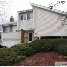Rental info for 4 Bedrooms, 2 Baths and 2-stall garage property, future tenants are allowed to make special requests for furnishing and layout.