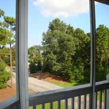 Rental info for beautiful Marsh Winds 2 bdrm condo