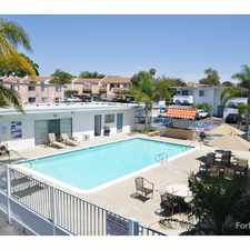 Rental info for Villa Mesa Apartments in the Linda Vista area