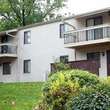 Rental info for Park Forest Apartments in the St. Louis Hills area