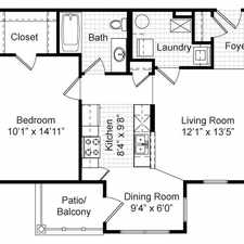 Rental info for Renaissance Place At Grand Apartments in the Carondelet area