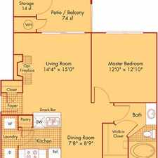Rental info for Sonterra Luxury Apartment Homes