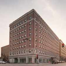 Rental info for Louis Joliet Apartments