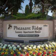 Rental info for Pheasant Ridge