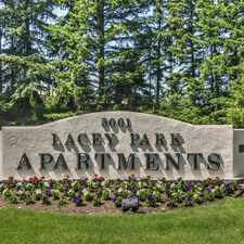Rental info for Lacey Park Apartments