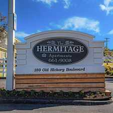 Rental info for The Hermitage