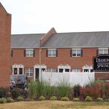Rental info for Diamond Springs Apartments & Townhomes
