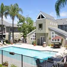 Rental info for Pepper Tree Gardens Apartments in the El Cajon area