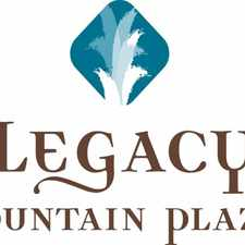 Rental info for Legacy Fountain Plaza