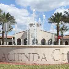 Rental info for Hacienda Club