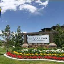 Rental info for San Marino Apartments