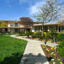 Rental info for Gardens of Fontainbleu in the San Jose area