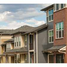 Rental info for Outlook Littleton