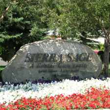 Rental info for Sierra Sage Apartments
