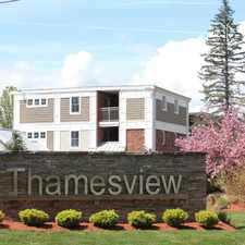 Rental info for Thamesview Apartments