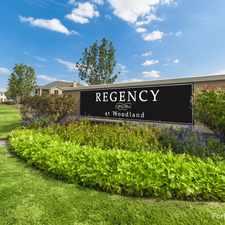 Rental info for Regency at Woodland