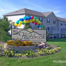 Rental info for Highbrook Townhomes