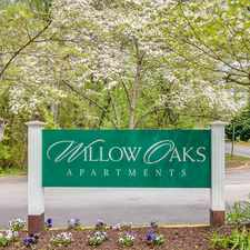 Rental info for Willow Oaks in the Westlake Hills area