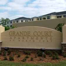 Rental info for Grande Court Apartments at North Port