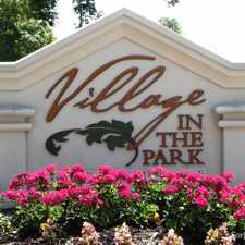 Rental info for Village in the Park Apartments