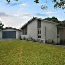 Rental info for 3 BEDROOM HOME - CLOSE TO ALL AMENITIES