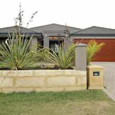 Rental info for Lovely 4x2 with pool in the Mindarie area