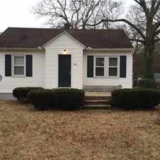 Rental info for 511 Hayward Avenue Fruitland MD 21826 in the Salisbury area