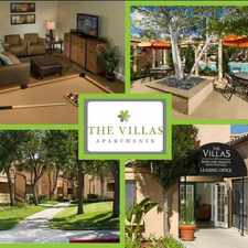 Rental info for Villas at Rowland Heights in the Rowland Heights area