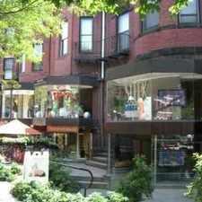 Rental info for 232 Newbury St #41 in the Boston area
