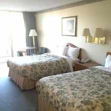 Rental info for $1150 1 bedroom Hotel or B&B in San Fernando Valley Glendale in the Vineyard area