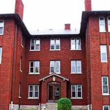 Rental info for 3138 Bishop St Unit: 1   Neighborhood: Clifton   1st Floor   800 Square Feet in the CUF area