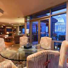 Rental info for Madison Capitol Penthouse