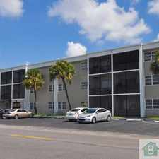 Rental info for Pompano Beach, 2BR 1BA, Nice building with pool - Atlantic and Federal Hwy. in the Pompano Beach area