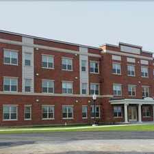Rental info for Moses Circle Senior Apartments