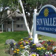 Rental info for Sun Valley Apartments