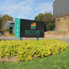 Rental info for Brooks Townhomes