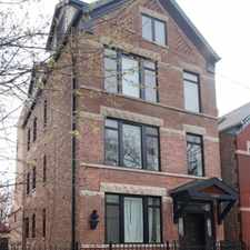 Rental info for Truly unique 3br/2.5ba duplex down on quiet tree-lined street in Bucktown
