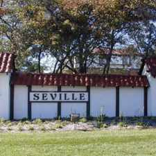 Rental info for Seville Apts. & Mount Royal Townhomes
