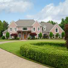 Rental info for 9300 Hollow Creek Cove: Gorgeous 5 Bedroom Home in Prestigious Germantown! in the Memphis area