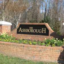 Rental info for The Ashborough